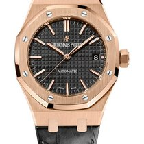 Audemars Piguet 15450OR.OO.D002CR.01 Roségold Royal Oak Selfwinding 37mm neu
