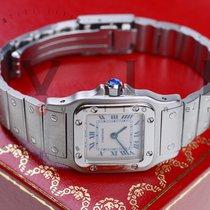 Cartier SANTOS GALBEE PM DAMENUHR LADIES WATCH OROLOGIO MONTRE...