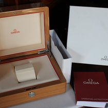 Omega Box and outer box and booklet (new)