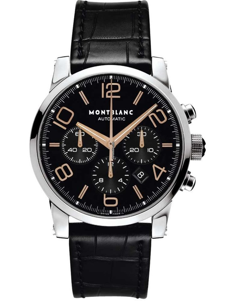 74619e532d8 Montblanc watches - all prices for Montblanc watches on Chrono24