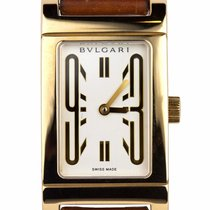 Bulgari Women's watch Rettangolo 21mm Quartz pre-owned Watch only