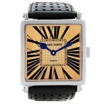Roger Dubuis White gold 43mm Automatic Golden Square pre-owned United States of America, Georgia, Atlanta