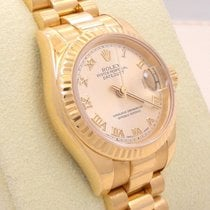 Rolex 179178 Or jaune Lady-Datejust 26mm occasion