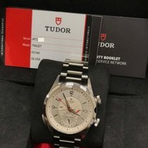 Tudor Heritage Advisor Steel 42mm White