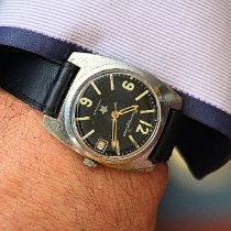 Vostok Steel 35mm Manual winding pre-owned