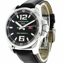 Chopard pre-owned Automatic 44mm Black Sapphire Glass 5 ATM