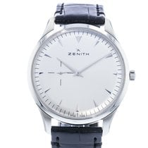 Zenith Elite Ultra Thin Steel 40mm Silver United States of America, Georgia, Atlanta