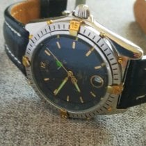 Breitling Gold/Steel 37mm Automatic B14047 pre-owned