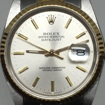 Rolex 16233 Or/Acier 1988 Datejust 36mm occasion France, rhone alpes