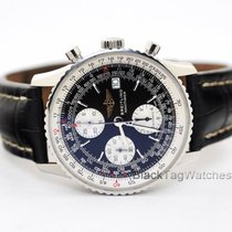 Breitling Old Navitimer Steel 41.5mm Black Arabic numerals United States of America, Florida, Aventura