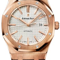 Audemars Piguet 15400or.oo.d088cr.01 Roségoud Royal Oak Selfwinding 41mm nieuw