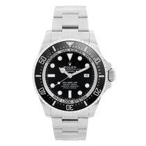 Rolex Sea-Dweller Deepsea Acero Negro
