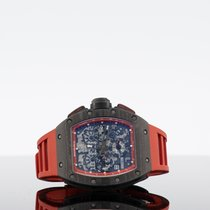 Richard Mille Carbon 50mm Automatik RM011 neu