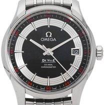 Omega Acél Automata 41mm használt De Ville Hour Vision