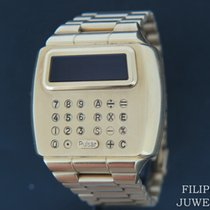 Pulsar pre-owned Quartz 40mm Mineral Glass