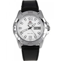 Orient Steel 42mm Automatic FEM7L007W9 new