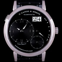 A. Lange & Söhne White gold 40.9mm Manual winding 117.028 pre-owned