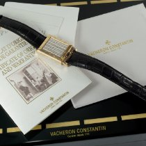 Vacheron Constantin Historiques Rose gold 26mm White Roman numerals United States of America, Texas, Houston