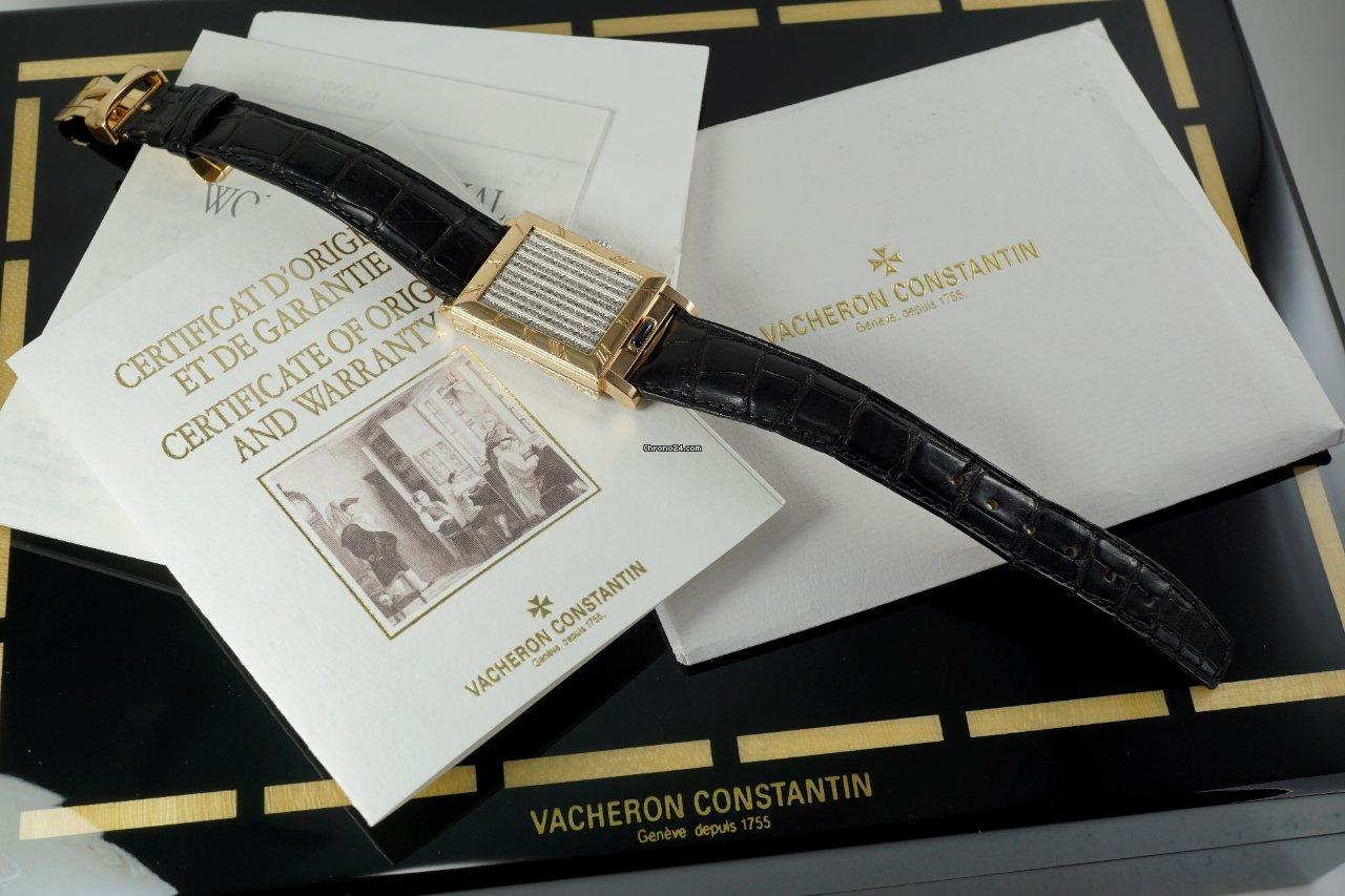 Vacheron Constantin Historiques 1997 pre-owned