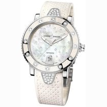 Ulysse Nardin Lady Diver Starry Night Сталь 40mm Перламутровый