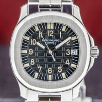 Patek Philippe Aquanaut 5060A-001 1998 pre-owned
