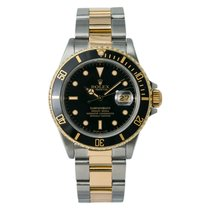 Rolex Submariner Date 16803 1980 pre-owned