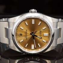 Rolex Oyster Perpetual 36 Steel 36mm White Arabic numerals United Kingdom, Essex