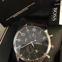 Hugo Boss Acier 44mm Quartz occasion France, ALLOUIS