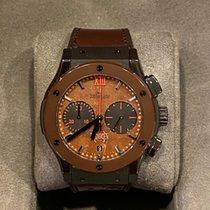 Hublot Classic Fusion Chronograph Keramik 45mm Braun Arabisch