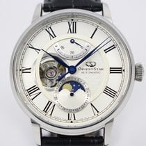 Orient Steel 40mm Automatic 31A1182 pre-owned