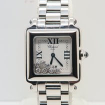 Chopard Happy Sport Classic Square Seven Diamonds