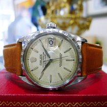 Rolex Oyster Perpetual Datejust Stainless Steel Ref: 6605 Cir:...