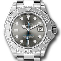 勞力士 (Rolex) 268622 DKRH Oyster Perpetual Yacht-Master 37 Watch
