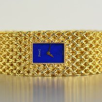 Piaget Bracelet Watch 18K Yellow Gold  Lapis Lazuli 3881 N38