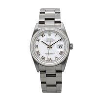 Ρολεξ (Rolex) Datejust Cadran Blanc 2003