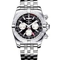 Breitling AB0413B9/BD17/383A Chronomat GMT Chronograph 47mm...