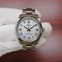 Rolex Oyster Perpetual 31 Steel 31mm White United States of America, Florida, Debary