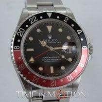 Ρολεξ (Rolex) GMT MASTER II 16710 COKE FULL TRITIUM + CERTIF...