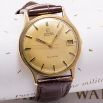 Omega Geneve  9 ct solid gold  case