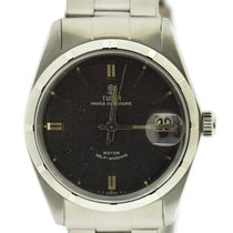 Tudor Prince Oysterdate Steel 34mm Black United States of America, New York, New York