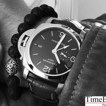Panerai Luminor 1950 3 Days GMT  PAM320 neue Revision &...