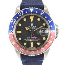 Rolex GMT-Master 40mm Staal