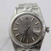 Rolex Datejust  Vintage rare grey dial / gefaltetes Jubilee