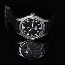 IWC Pilot Mark Steel 40mm Black United States of America, California, San Mateo