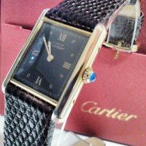 Cartier 590005 Argent Tank Vermeil 23,5mm
