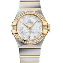 Omega Constellation Petite Seconde Steel 27mm Mother of pearl United States of America, Florida, North Miami Beach