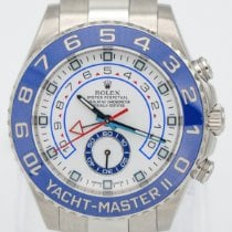 Rolex Yacht-Master II Steel 44mm White No numerals United States of America, Georgia, ATLANTA