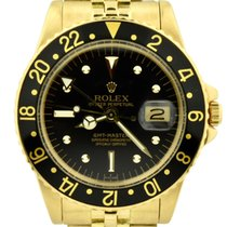 Rolex GMT-Master Yellow gold 40mm Black No numerals United States of America, Georgia, Atlanta