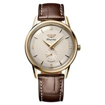Longines Flagship Heritage Yellow gold 38.5mm Silver Australia, Melbourne
