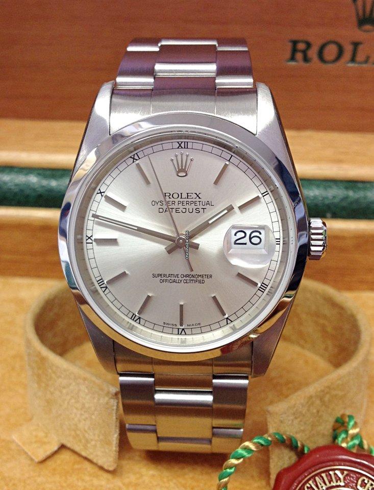 55f2833ddfa Rolex 16200 | Rolex Reference Ref ID 16200 Watch at Chrono24